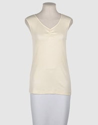 See By Chloe See By Chloe Sleeveless T Shirts Grey