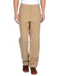 Avirex Casual Pants Sand