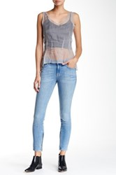 Genetic Denim Lola Cropped Ankle Jean Blue