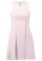 Bcbgeneration Cocktail Dress Party Dress Rose Smoke Pink