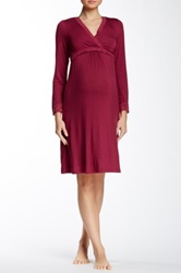 Belabumbum Eva Maternity Nursing Dress Red