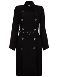 Ghost Darcey Trench Black