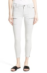 Joie Women's Park Skinny Pants Soft Cement