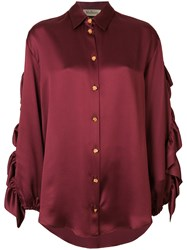 Mulberry Mimma Shirt Red
