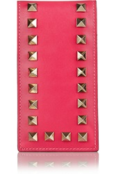 Valentino Ipod Leather Case Pink