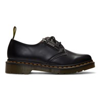 Dr. Martens Black Beams Edition 1461 Zip Derbys