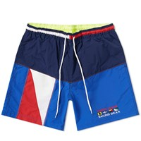 Tommy Jeans 5.0 90S Sailing Short Blue