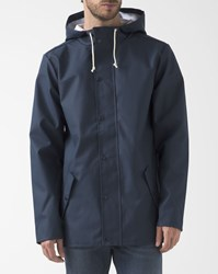 Vans Blue Junipero Water Repellent Parka