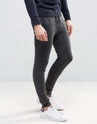 Only And Sons Joggers With Cuffed Hem Black