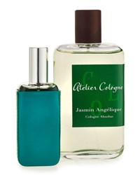 Atelier Cologne Jasmine Angelique Absolue 200 Ml With Personalized Travel Spray 30 Ml Aqua