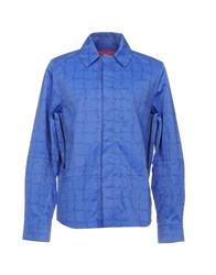 The North Face Shirts Bright Blue