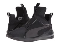 Puma Fierce Quilted Black Black Women's Shoes