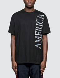 Perry Ellis Vertical America T Shirt