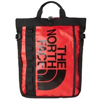The North Face Base Camp Tote Bag Red