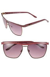 Women's Bcbgmaxazria 'Roxie' 59Mm Sunglasses Merlot