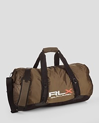 Polo Ralph Lauren Lightweight Packable Duffel Bag Olive