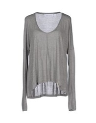 10 Crosby Derek Lam T Shirts Grey