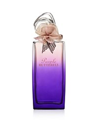 Hanae Mori Purple Butterfly Eau De Parfum No Color