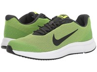 Nike Runallday Volt Black Anthracite White Men's Running Shoes Yellow
