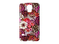 Vera Bradley Snap On Case For Samsung Galaxy S 5 Rosewood Cell Phone Case Red