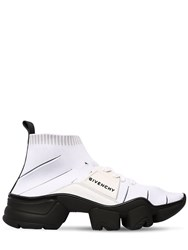 Givenchy Sock Jaw Sneakers White