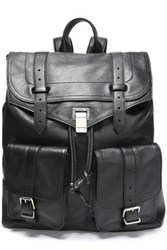 Proenza Schouler Ps1 Leather Backpack Black