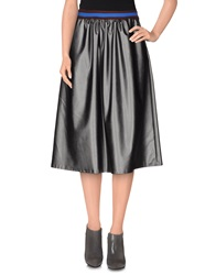 Jucca 3 4 Length Skirts Grey