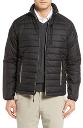 Cutter And Buck Men's Barlow Pass Quilted Jacket Black