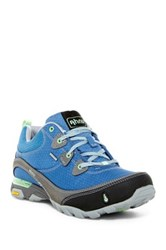 Ahnu Sugarpine Waterproof Sneaker Blue
