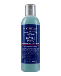 Facial Fuel Energizing Face Wash Gel Cleanser For Men 8.4 Fl. Oz. Kiehl's Since 1851