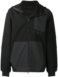 Mhi Maharishi Shell Panelled Jacket Black