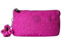 Kipling Creativity Large Pouch Very Berry Clutch Handbags Pink