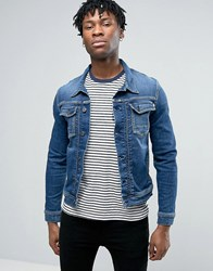 Pepe Jeans Western Denim Jacket Blue