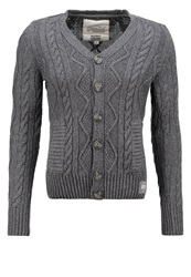 Superdry Jacob Cardigan Dark Marl Dark Gray