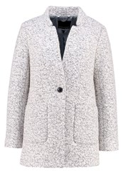 Banana Republic Short Coat Grey
