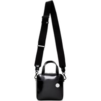 Kara Black Brick Bag