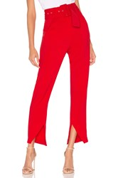 C Meo Collective Take Today Pant Red