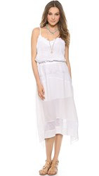Rebecca Minkoff Suarez Dress Chalk