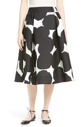Kate Spade Women's New York Blot Dot Midi Skirt