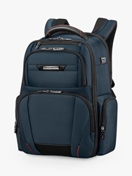 Samsonite Pro Dlx 5 15 Laptop Backpack Oxford Blue
