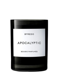 Byredo 240Gr Apocalyptic Scented Candle Transparent
