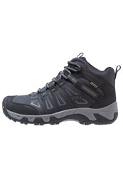 Keen Oakridge Wp Walking Boots Magnet Gargoyle Grey