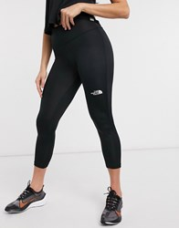 The North Face Graphic Collection 7 8 Legging In Black