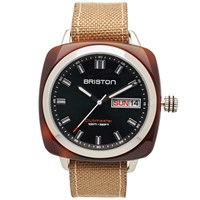 Briston Clubmaster Sport Hms Watch Brown