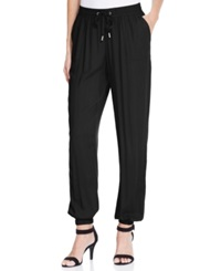 Style And Co. Petite Relaxed Fit Jogger Pants