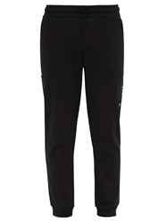 Peak Performance Cotton Blend Track Pants Black