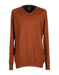 Timberland Sweaters Rust