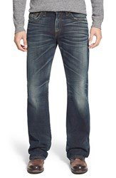 Men's Big And Tall True Religion Brand Jeans 'Billy' Bootcut Jeans Rugged Road