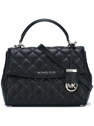 Michael Michael Kors Quilted Tote Bag Black