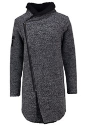 Black Kaviar Konye Short Coat Tweed Anthracite